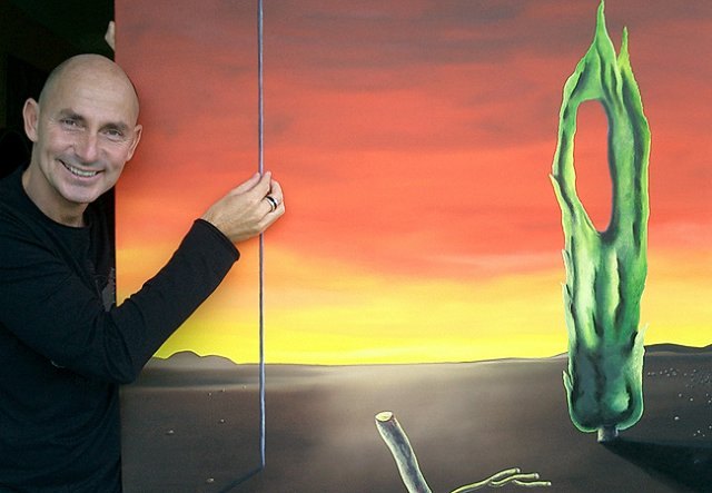 Jens Niepel Kunst aus Hannover